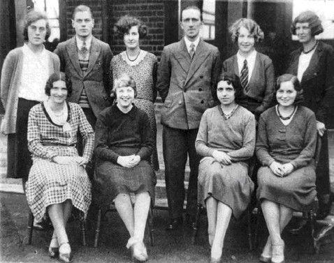Pype Hayes Gunter School History Of Birmingham Places A To Y School Photos School School Staff