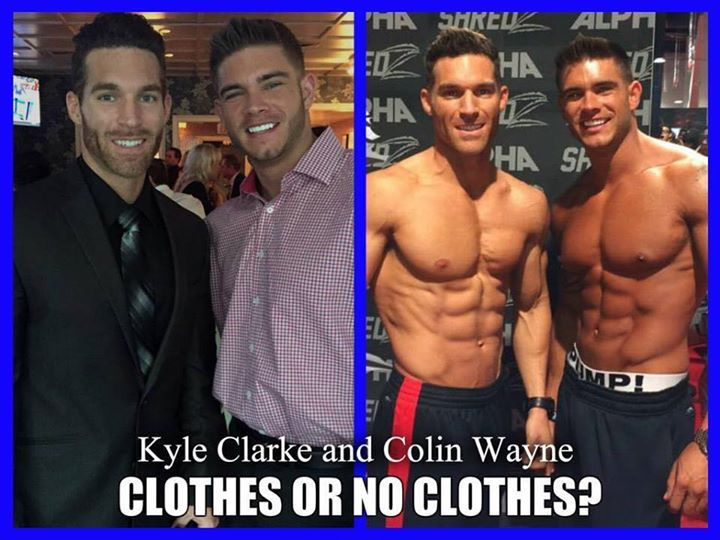 Colin Wayne = is this the most stupid question you've ever heard?!  ha