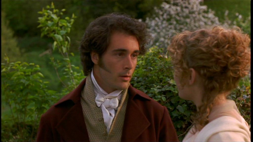 Greg Wise (John Willoughby) & Kate Winslet (Marianne Dashwood) - Sense and Sensibility (1995) #janeausten #anglee