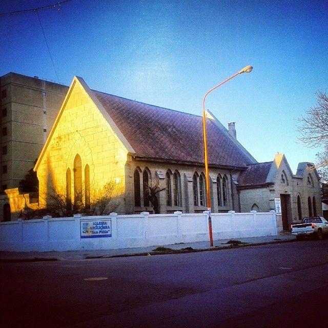 Iluminados #bahiablanca #argentina #iglesia #anglicanos #church #anglicans #sol #neighborhood