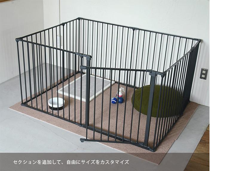 室内犬用ケージ サークル スカンジナビアンペットケージ Xxlサイズ 犬や猫と暮らす人のライフスタイルショップwe 犬 犬のケージアイデア 犬の家具