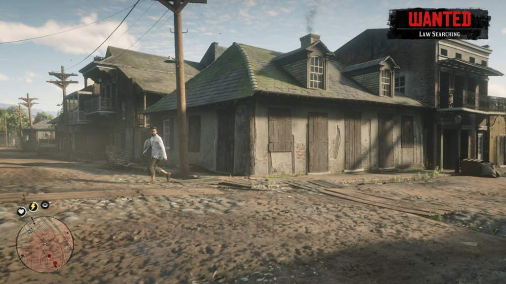 St Denis Compared To New Orleans The Red Dead Redemption Amino Orleans Saint Denis New Orleans