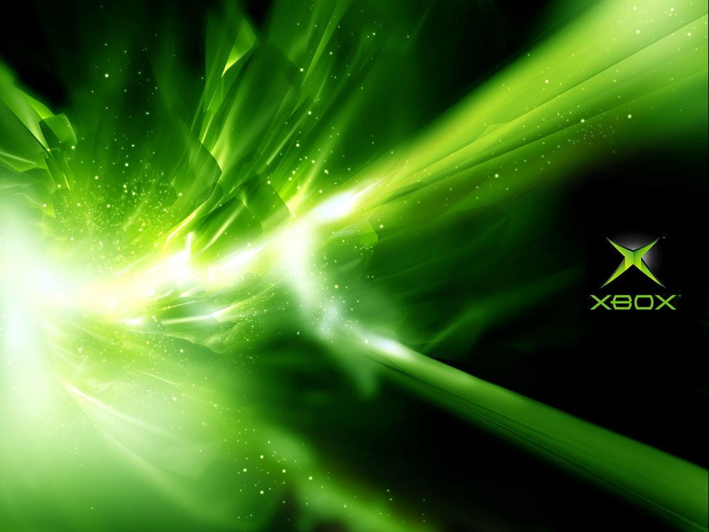 Old logo with green lightning Xbox in 2018 Pinterest