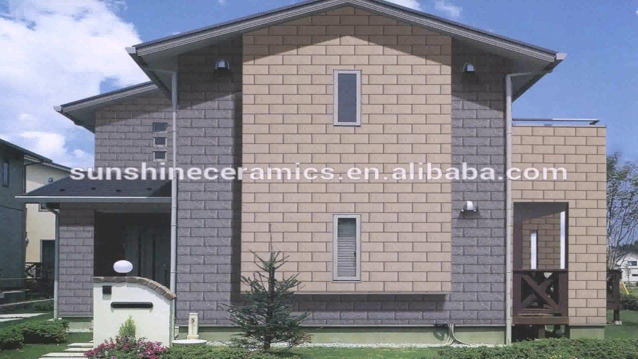 Indian House Front Elevation Tiles Design