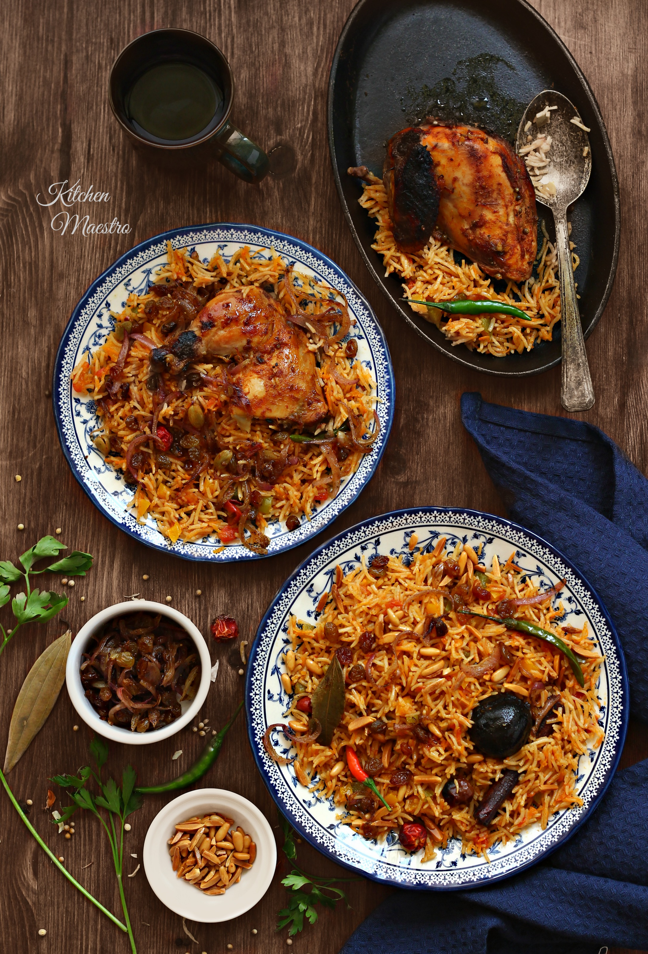 Chicken Kabsa Middle East Food Kabsa Recipe Chicken Kabsa Recipe