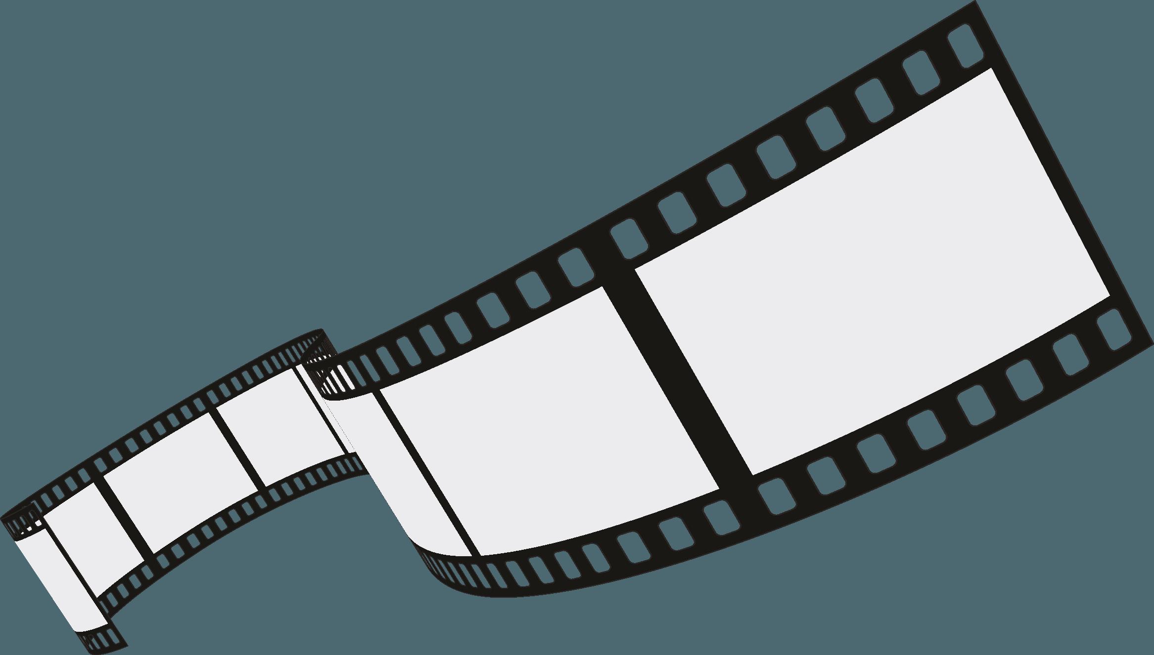Film Strip 4 Roll Set Vector Png Vector Film Strip Film Film Roll