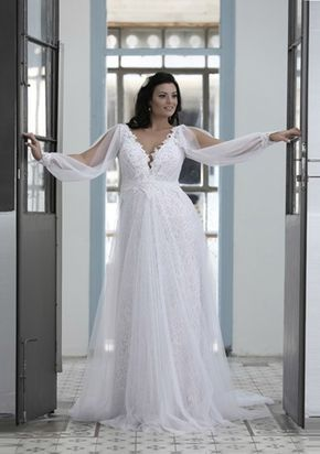 Style Ps1431 Wedding Dresses Plus Size Wedding Gowns Lace Weddings
