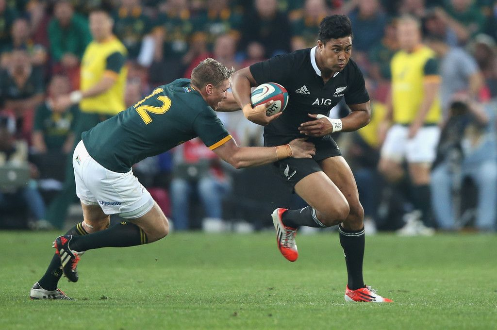 Julian Savea Photos Photos South Africa V New Zealand The Rugby Championship In 2020 All Blacks Rugby Championship All Blacks Rugby