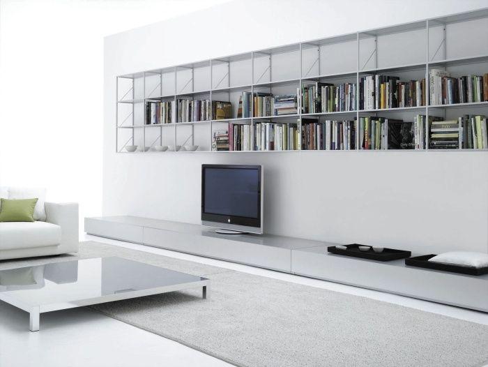 Meuble Tv Design 23 Meubles Bas Pour Moderniser Le Salon Meuble