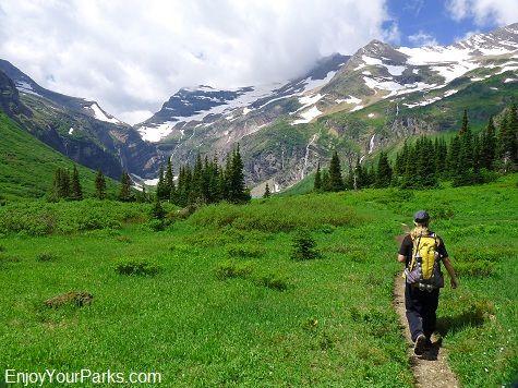Gunsight Pass Trail, Glacier National Park
