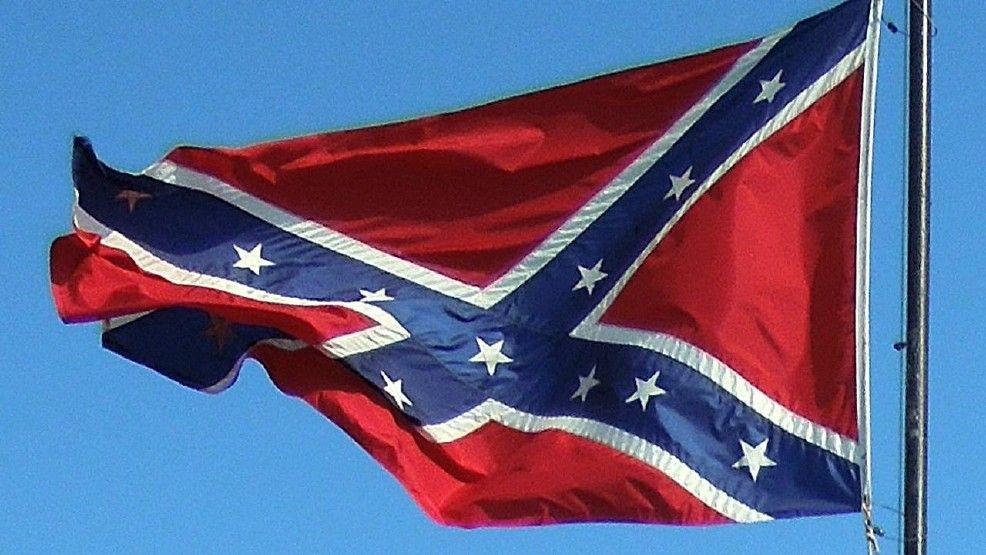 The Confederate battle flag is going back up at a monument in a northwestern South Carolina town.Luther Lyle had maintained the memorial in Walhalla for years and had replaced the Confederate flag with a South Carolina flag in 2015, about the time the Conf