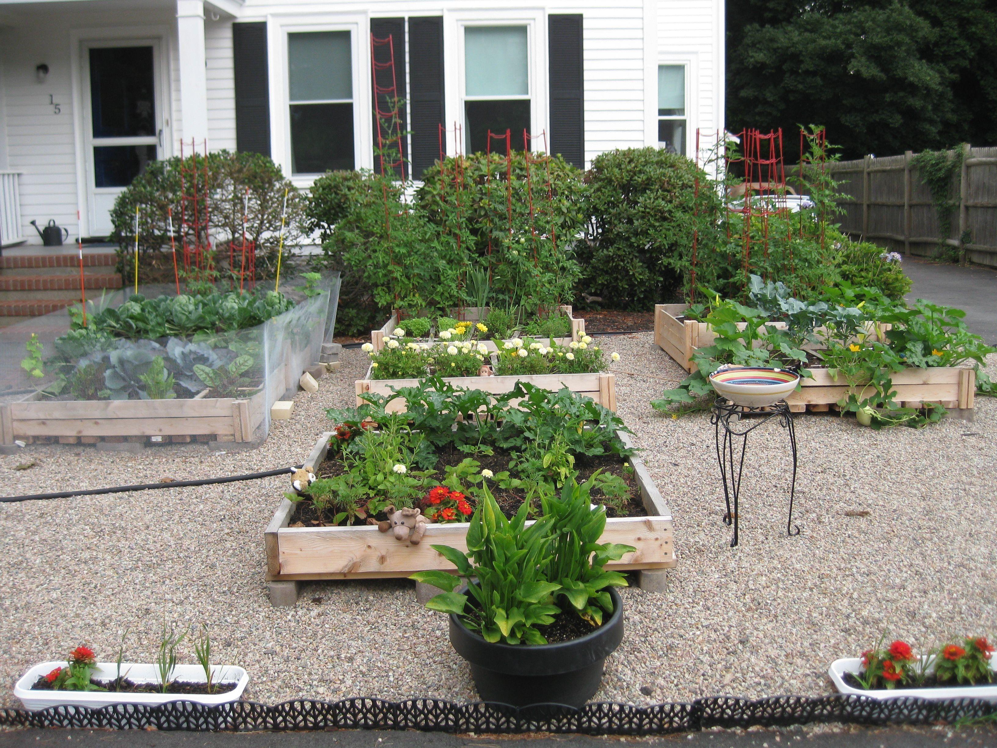 Backyard Garden Landscaping Ideas | Garden design ...
