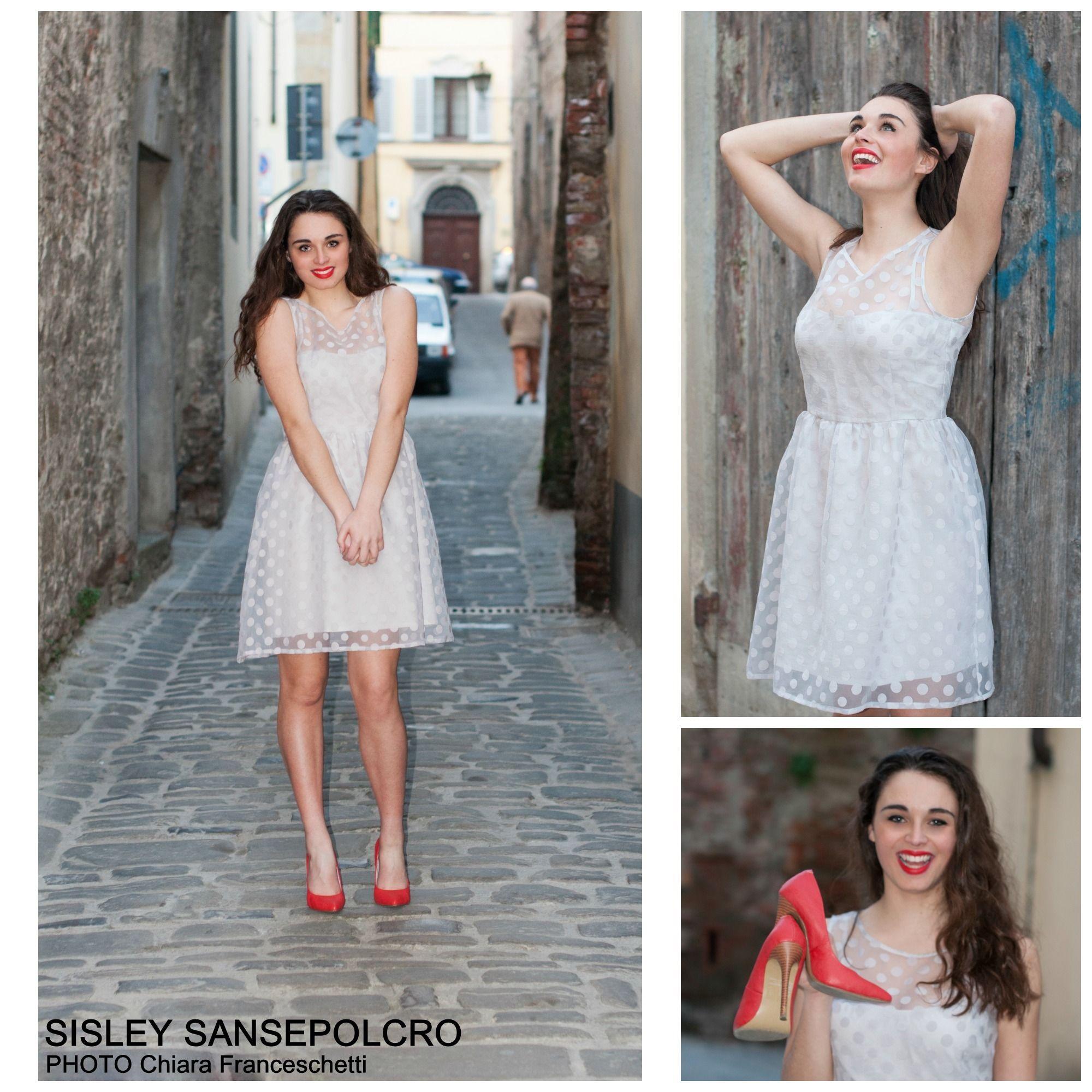 Sisley Sansepolcro Shooting spring2014
