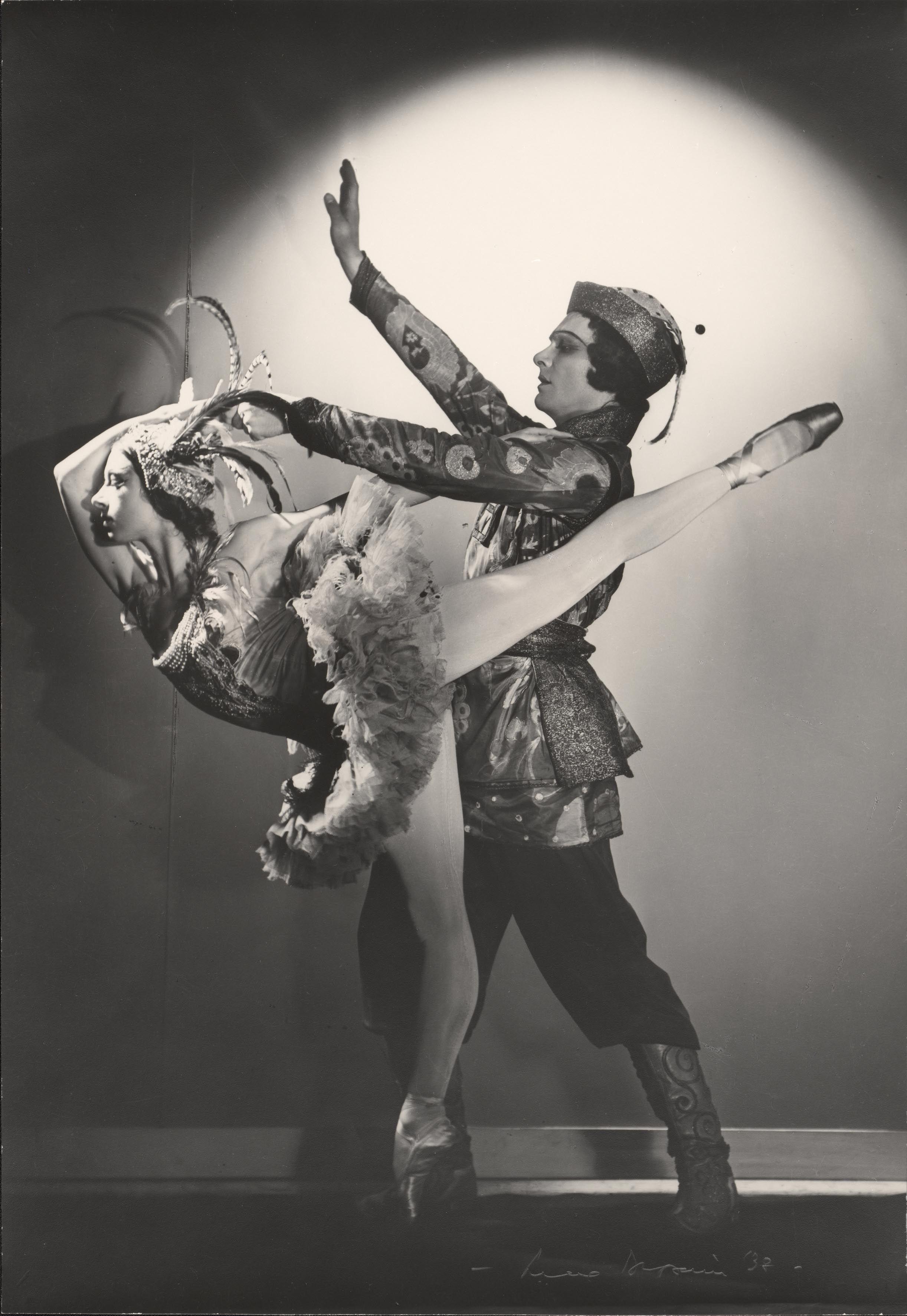 diaghilev ballet russe firebird - Google Search