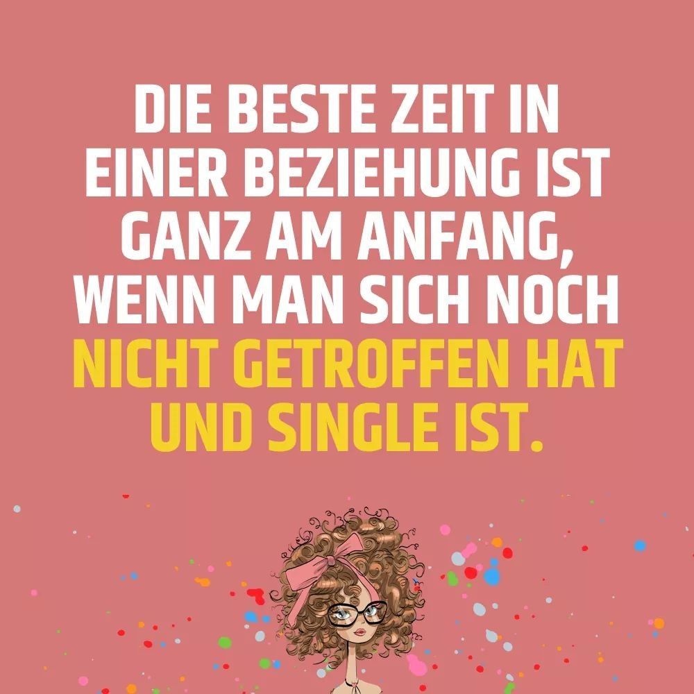 Singleleben mann