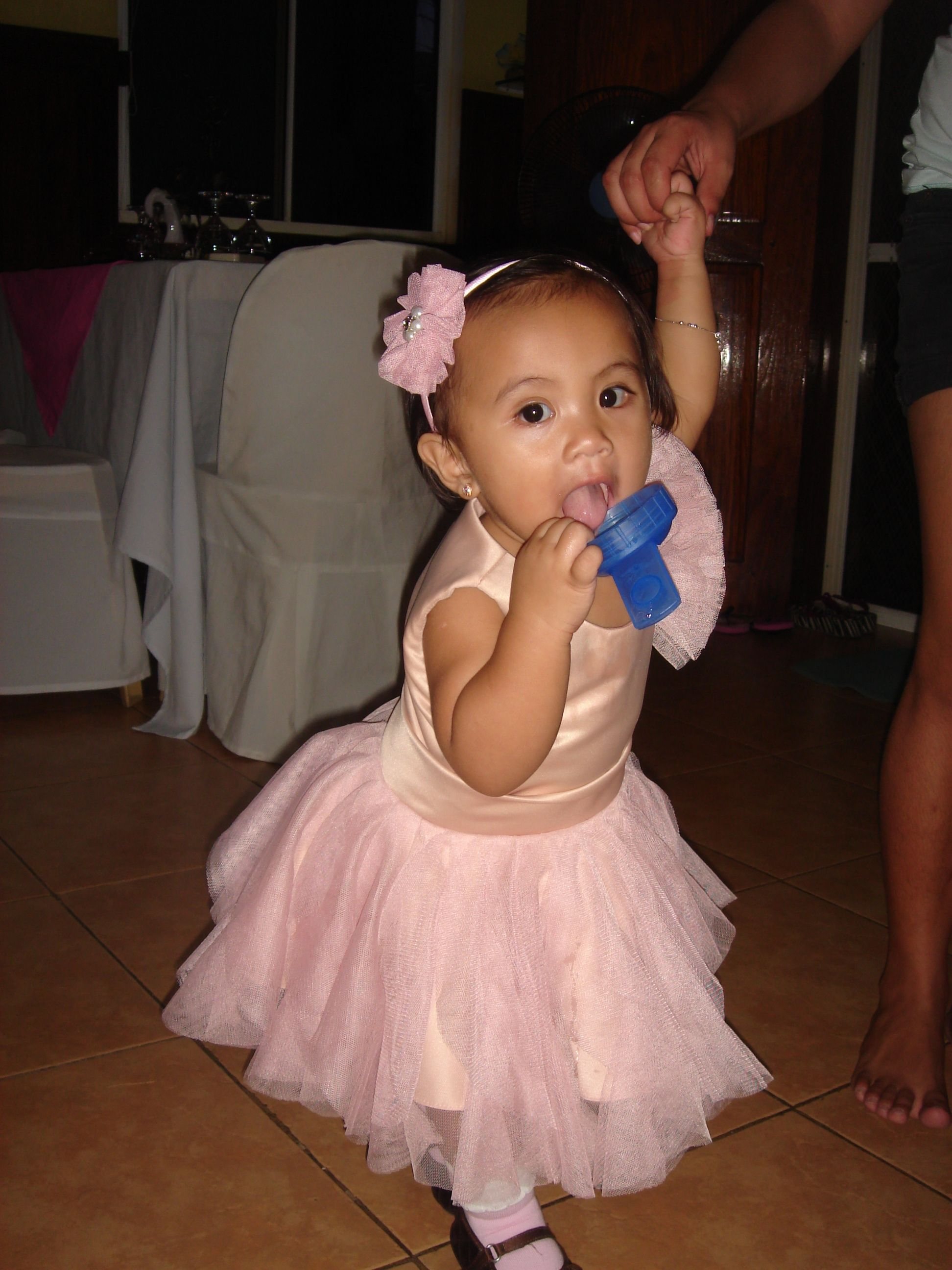 jaliyah's first bday
