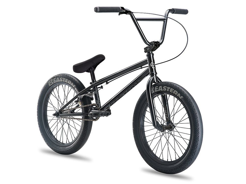 2018 Eastern Bikes Talisman Bmx Bicycle Black Full Chromoly Frame 4130 Cromo Frame 20 5 Top Tube With Lower Standover Height Fi Bmx Bicycle Bicycle Bike