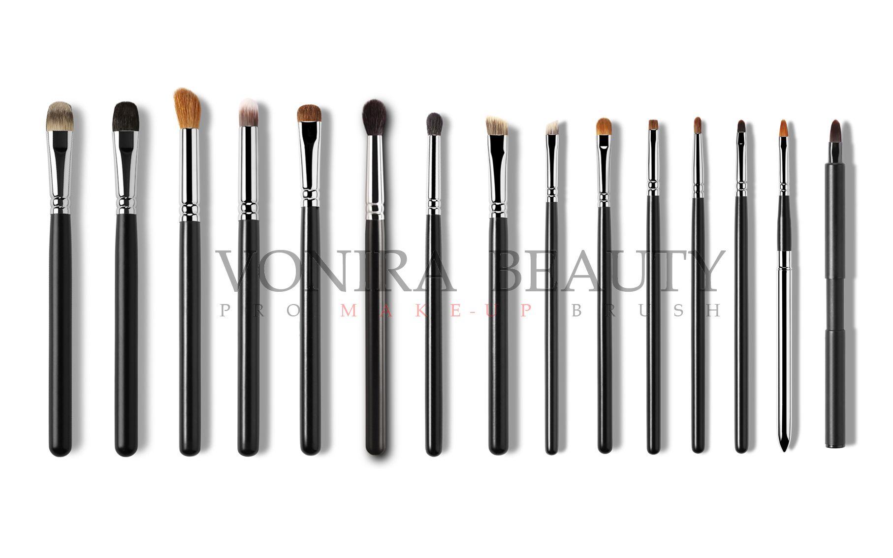Vonira Beauty Professional Makeup Artist Special Eye Brush