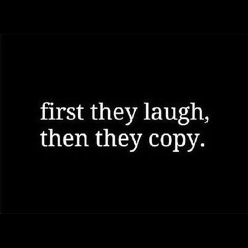 Imitation is the highest form of flattery.   * Truth *   Pinterest ...