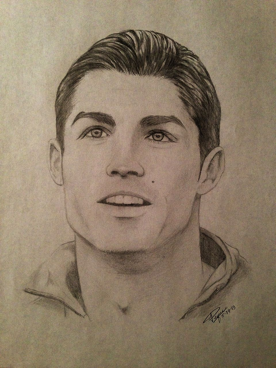 Cristiano ronaldo pencil drawing drawings in 2019 cristiano