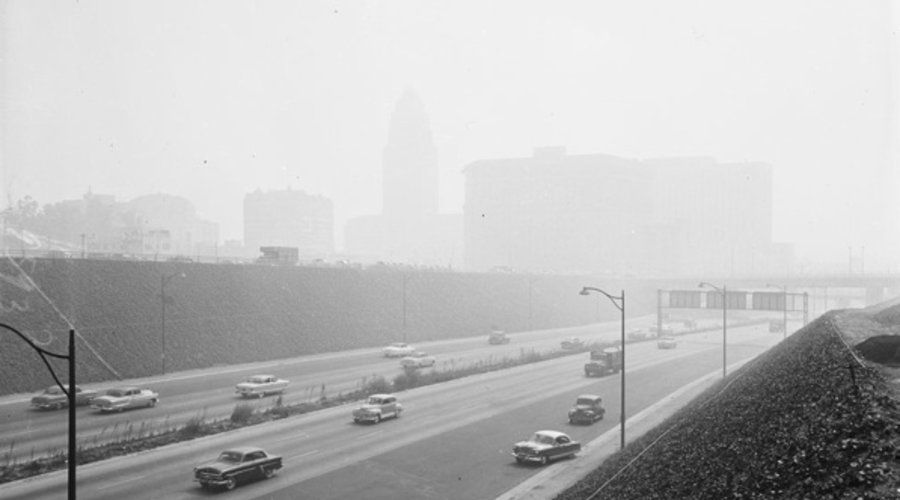 LA Smog: the battle against air pollution | Marketplace.org