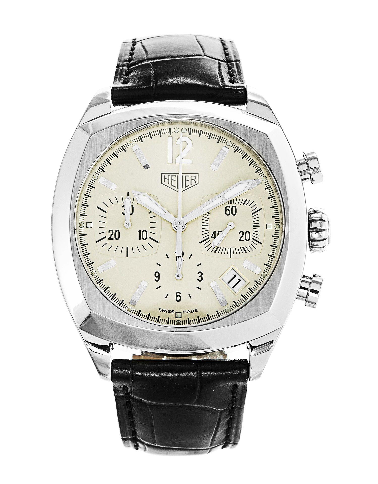 c3528ab89 Tag Heuer Classic Monza CR2111.FC6161 | Pánské hodinky