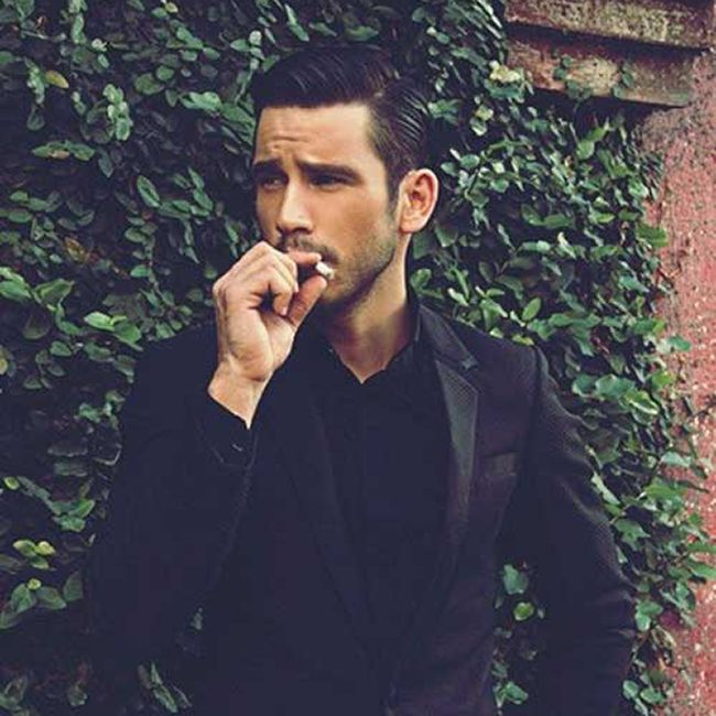 The Don Draper Mens Hairstyle Quality Mensgrooming Modern Style Admiral