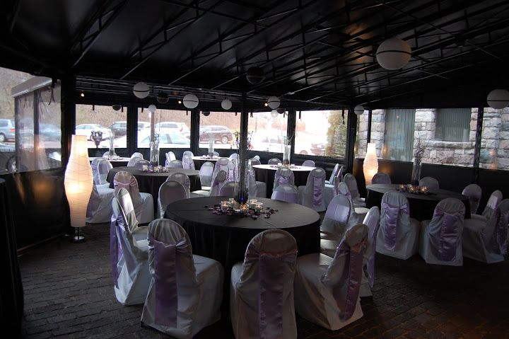 Gandy Dancer Reception Setup Gandy Dancer Weddings Wedding
