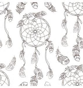 Image result for dreamcatcher patterns step by step