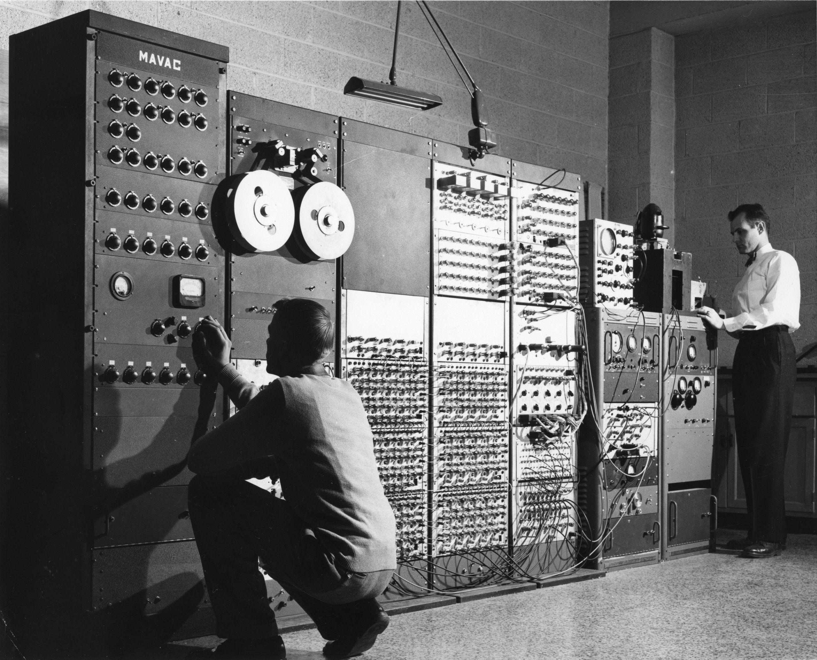 Računalnik 1960