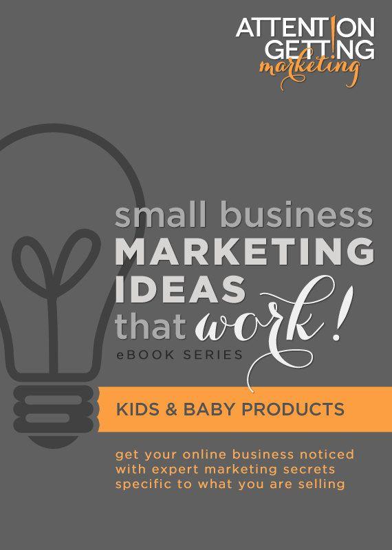 12 Month Marketing Strategy Plan Kids Baby Shops Marketing Ideas