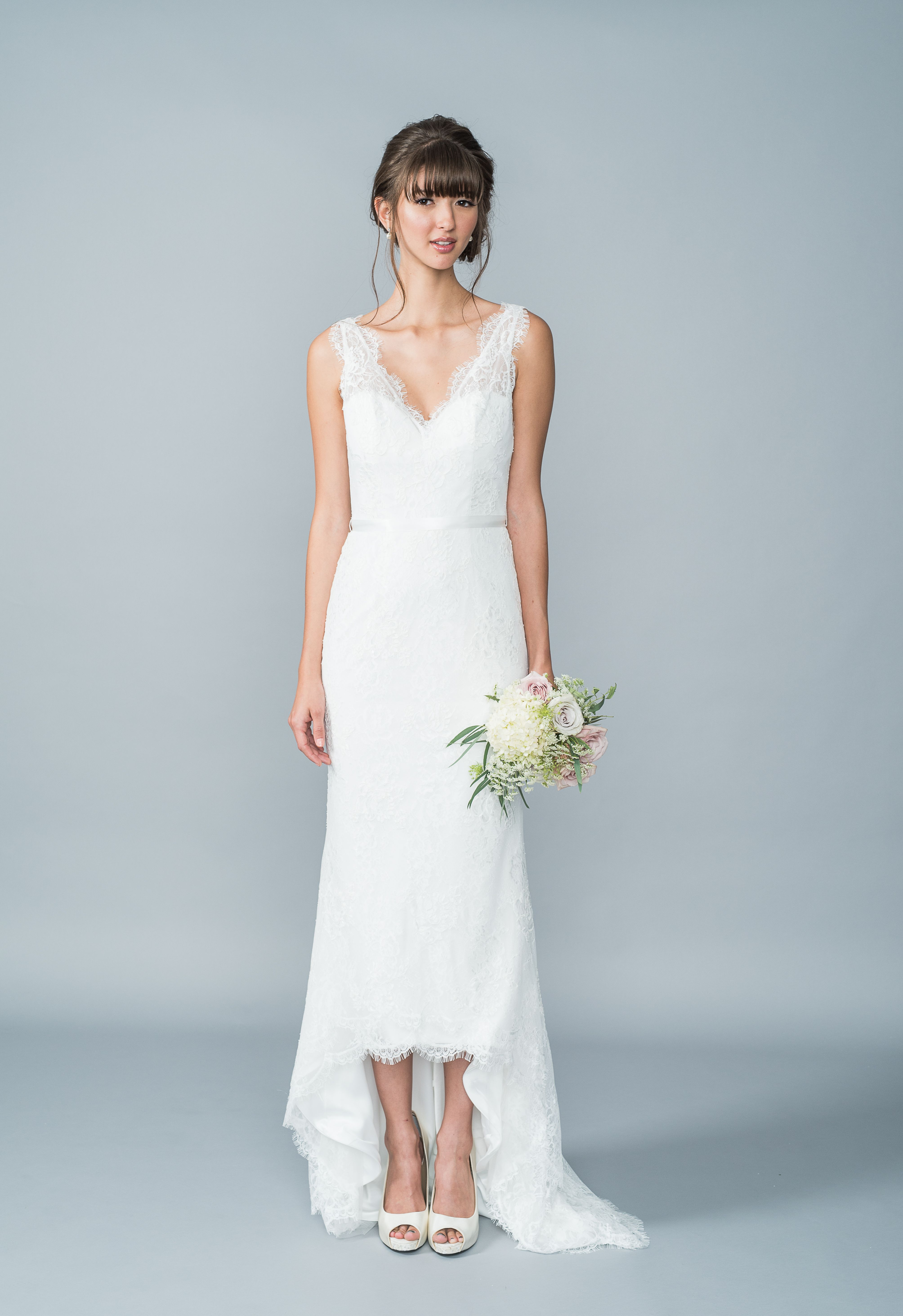 This is our Hilary gown from the 2016 collection