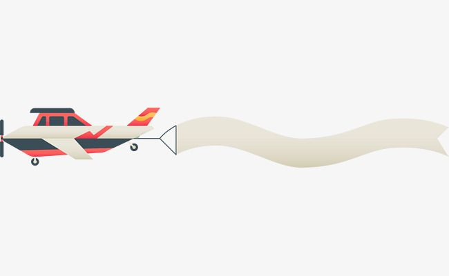 a cartoon plane pulls flags aircraft plane flag floating flag png