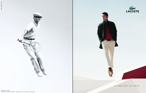De Campagne HommeEt LacostePub Luxe Mode SzGUMVpq