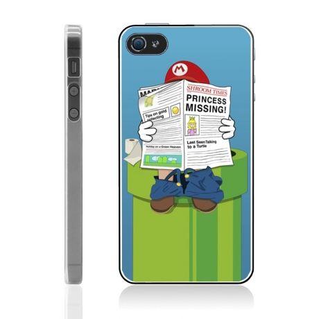 coque iphone 7 mario