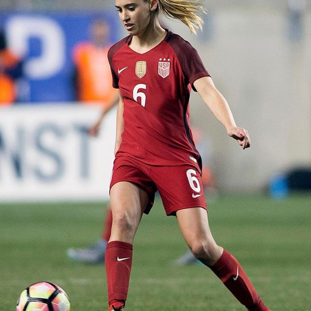 Did you know... MORGAN BRIAN played all 90 minutes yesterday vs. . That's 64 caps for our 24 year old.