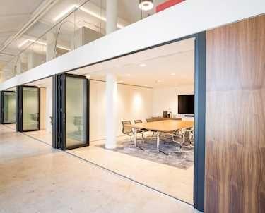 Fantastisch Faltwand Aus Glas Für Großflächige Öffnungen. Falttüren Und Faltanlagen    Aluminium Und Holz. Planung