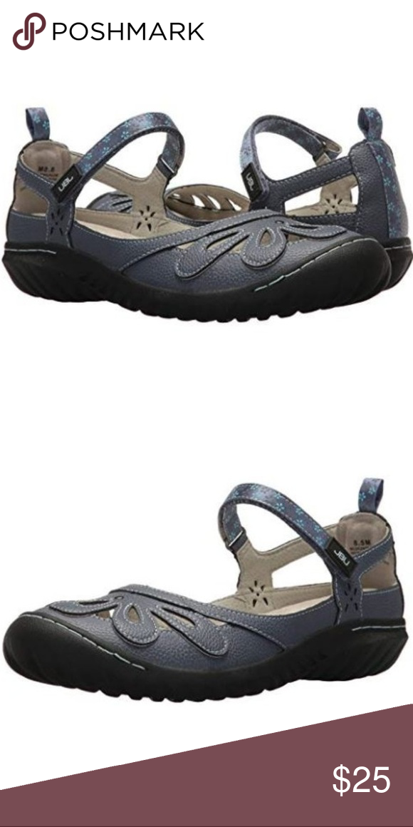 ef0aebbc712564 JBU by Jambu Womens Wildflower sandals C Features Textile Imported  Synthetic sole Platform measures approximately 1 Velcro strap closure  Non-marking and ...