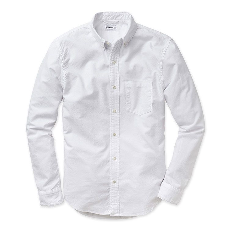8835b9b68a1 Perfect Oxford One Pocket Shirt - XS