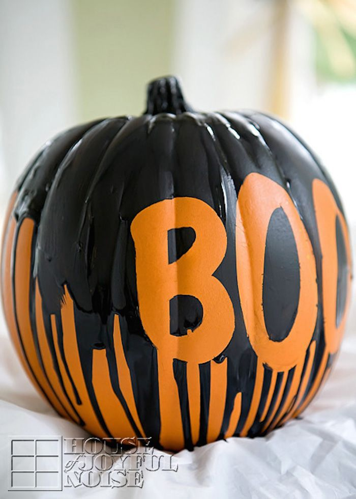 8 cool no-carve pumpkins you can use every year