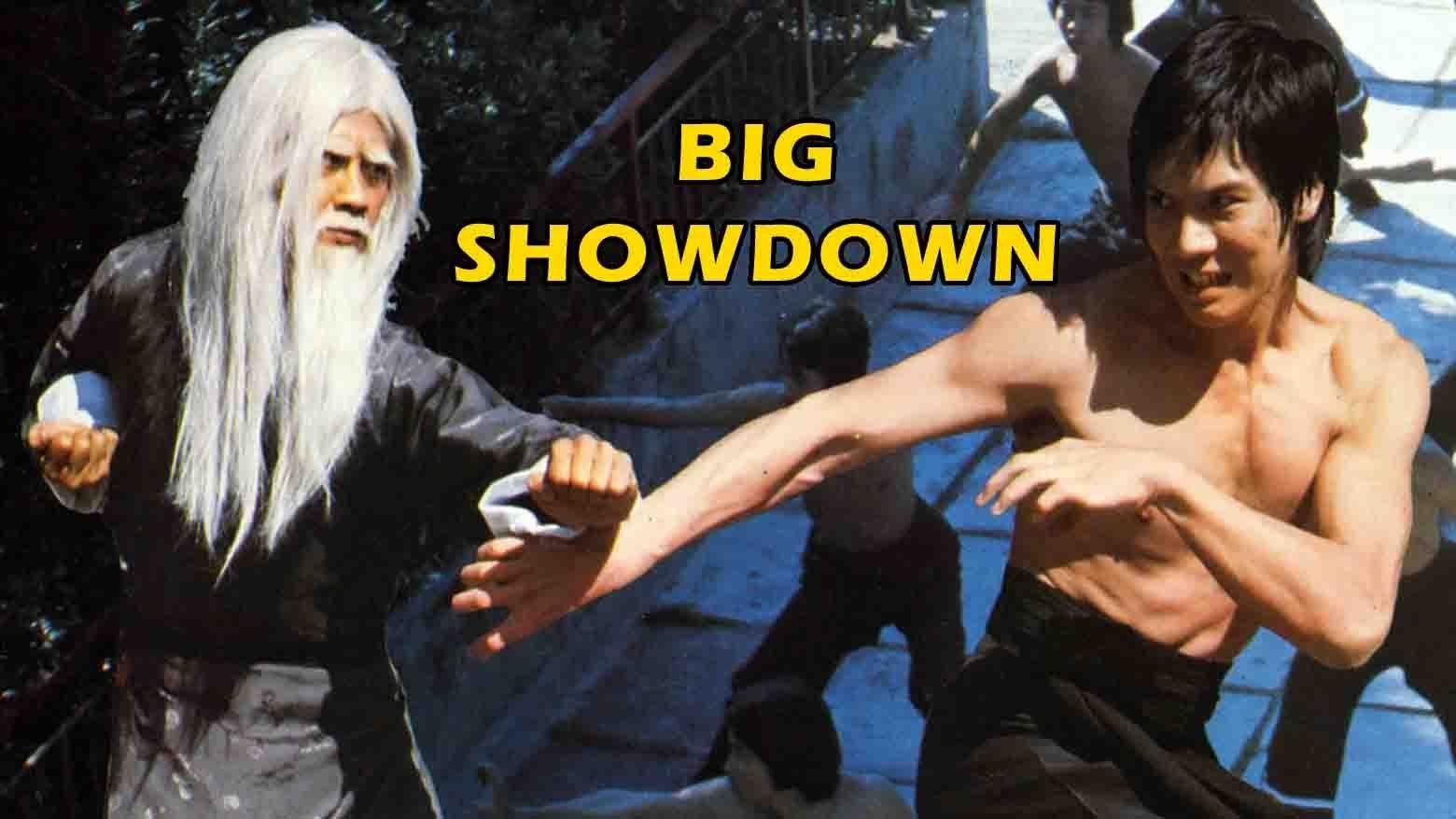 Martial arts Movies English shaw brothers : Big Showdown aka Kung Fu