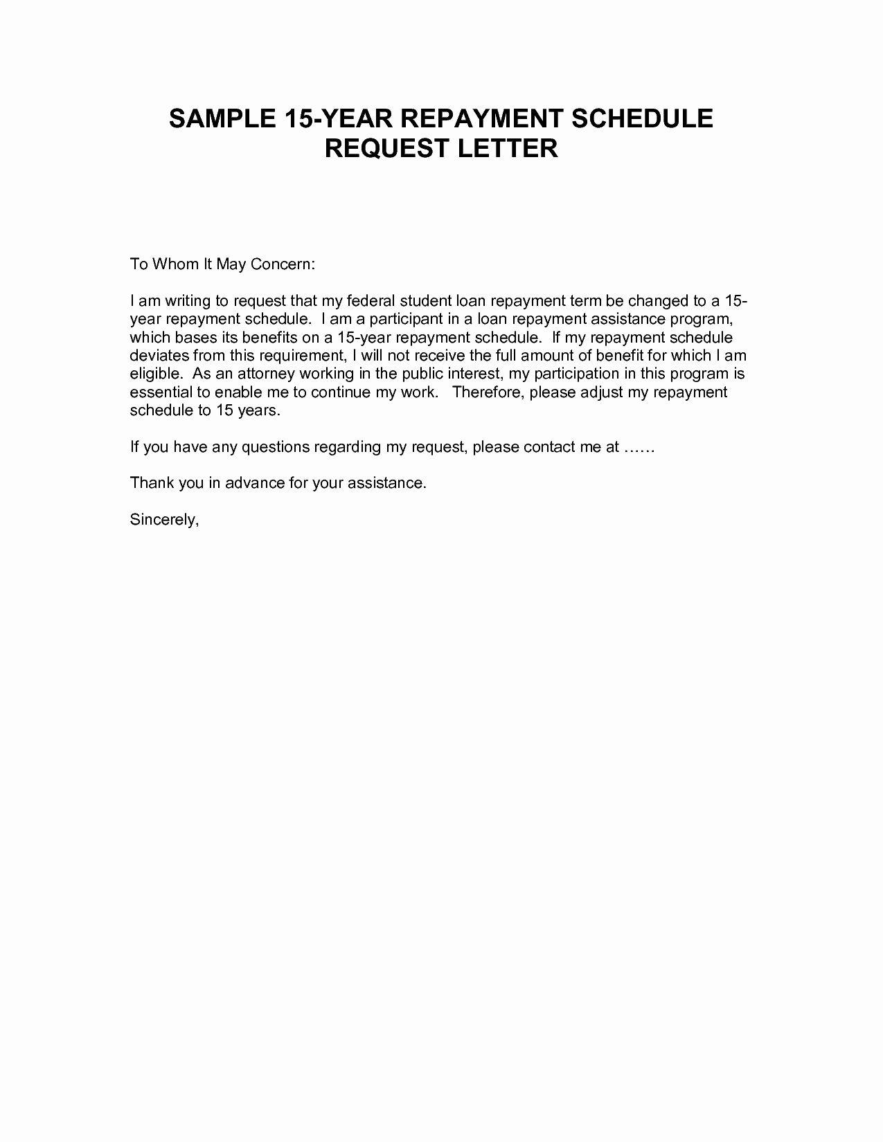 Personal Loan Letter format Unique Personal Loan Letter