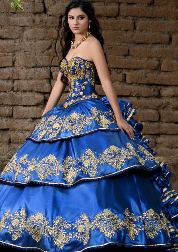 2eac01044c RAGAZZA Mariachi Quinceanera Dress