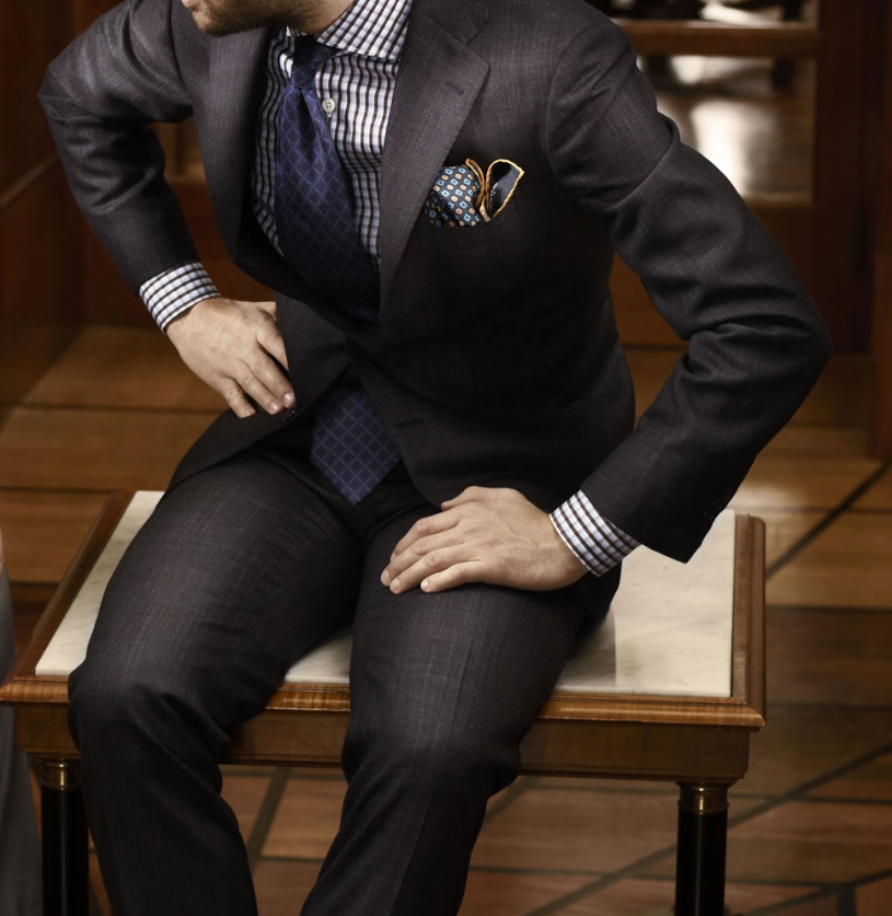 Kiton, an Italian brand producing the most expensive suit in the ...