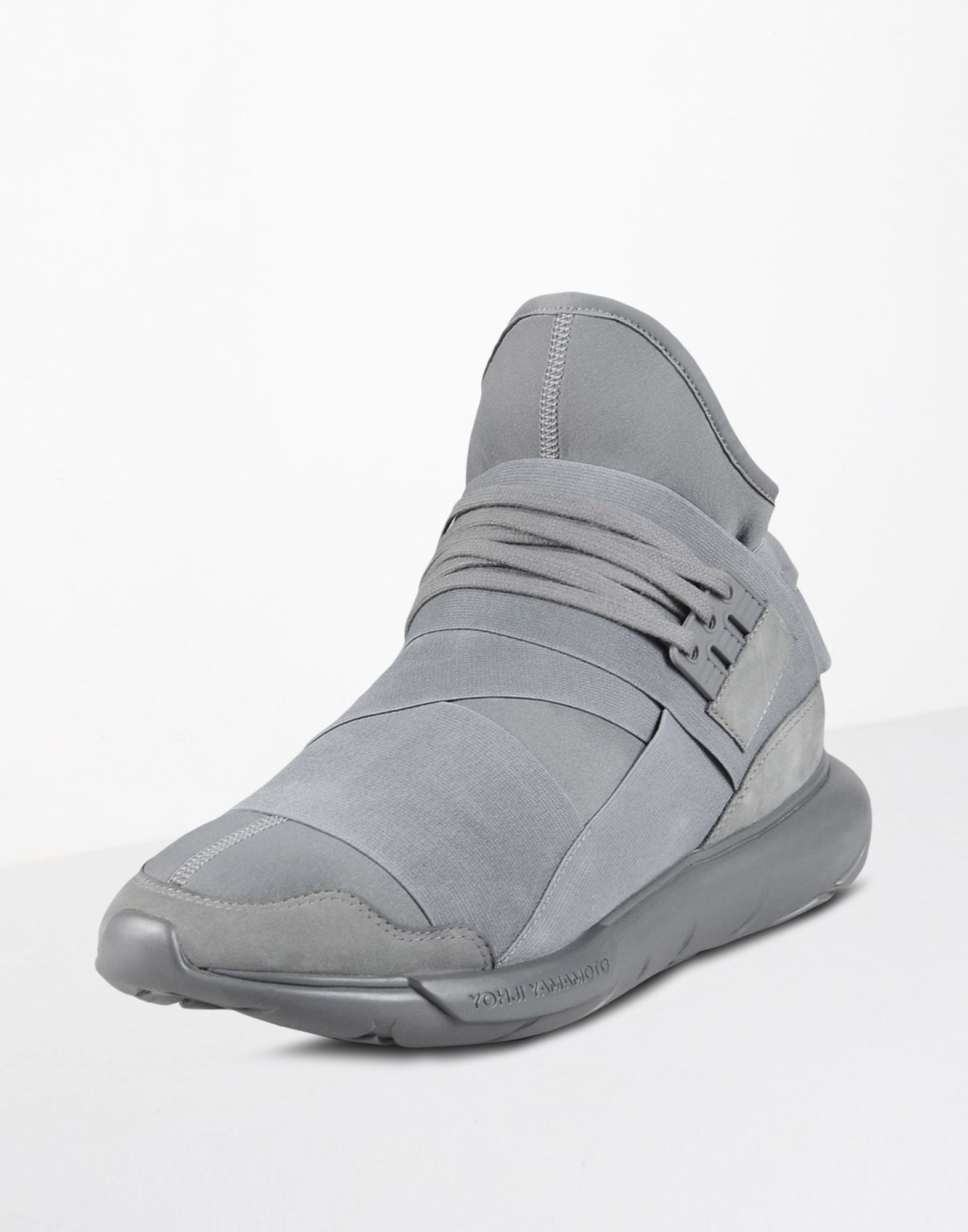 Check out the Y 3 QASA HIGH Sneakers for Men and order today on the official  Adidas online store Shop the collection now