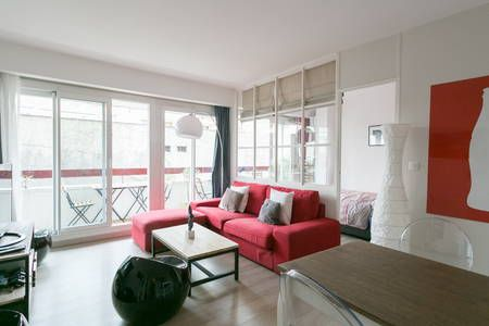 Check out this awesome listing on Airbnb: Lumineux 2 pieces & terrasse calme - Apartments for Rent in Paris