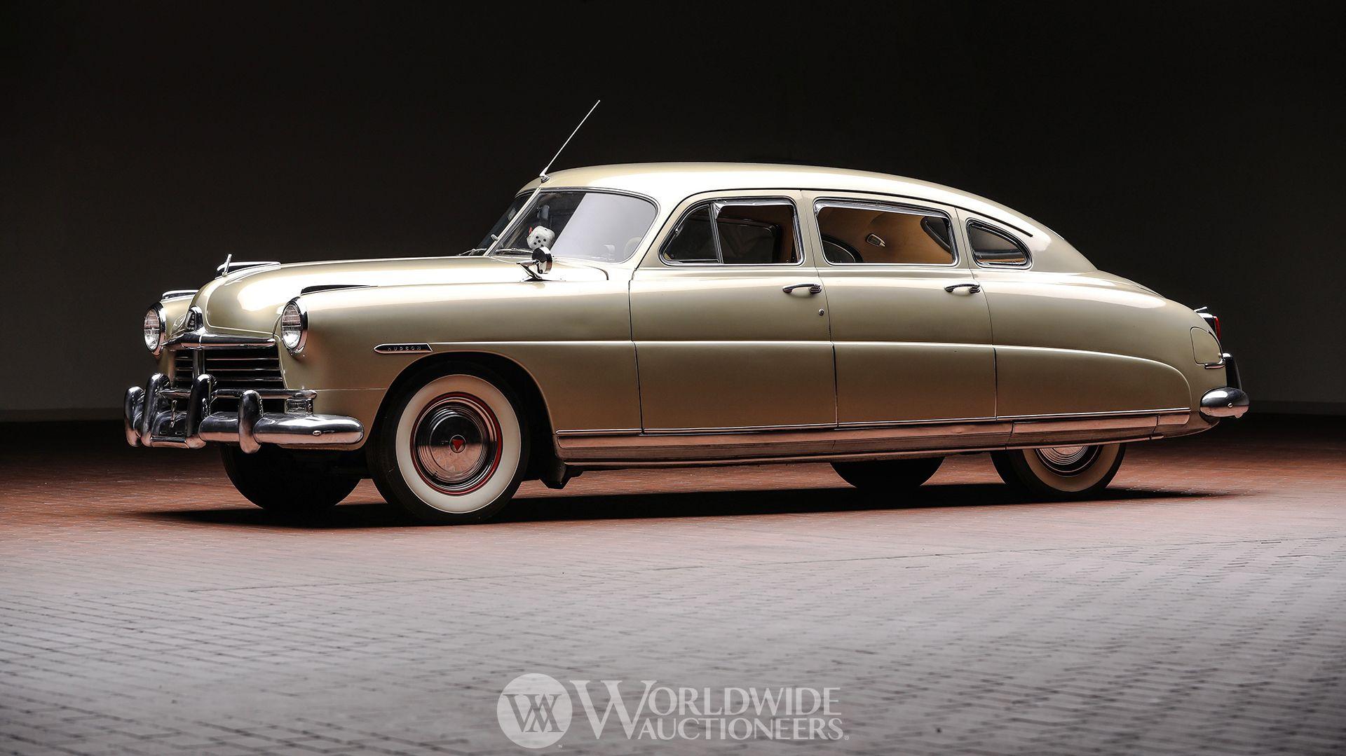 1948 Hudson Commodore Six Sedan | Hostetler\'s Hudson Auto Museum ...