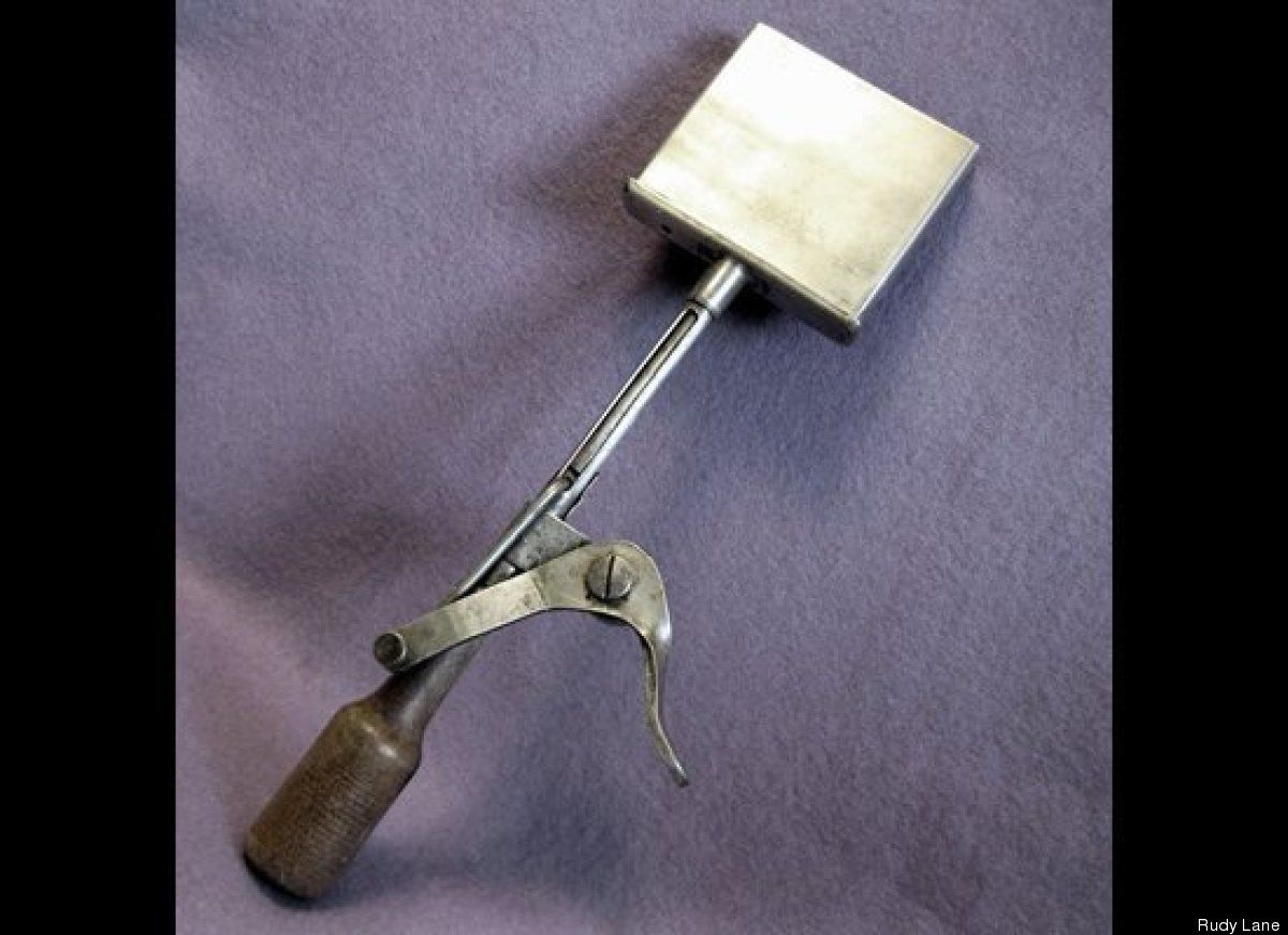 10 Bizarre Kitchen Tools Of Yesteryear