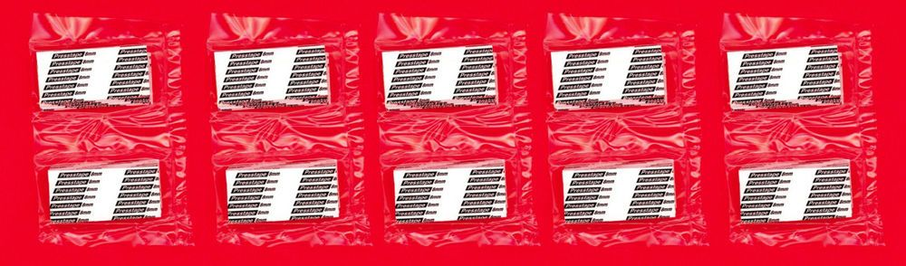5 Packs Standard 8mm Movie Film Splicing Tape Presstapes