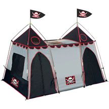 Walmart GigaTent Pirate Hide-Away Play Tent  sc 1 st  Pinterest : childrens tents at walmart - memphite.com